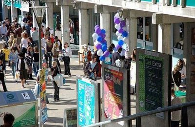 When are university open days?